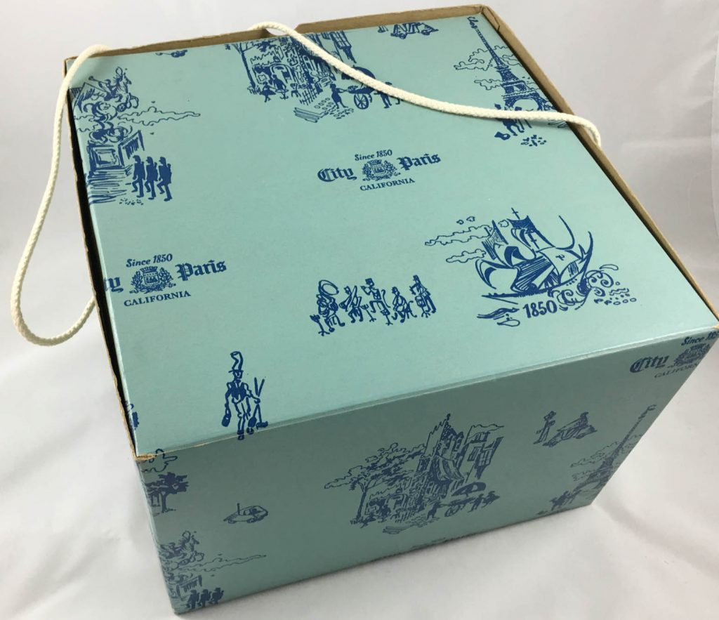 City of Paris box